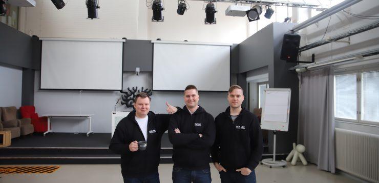 HDF staff at Bootcamp