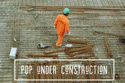 PDP under construction