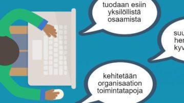 osaamismerkkien tehtävä on tuoda esiin ja suunnata osaamista sekä kehittää toimintaa