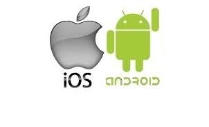 ios- ja android-ikonit