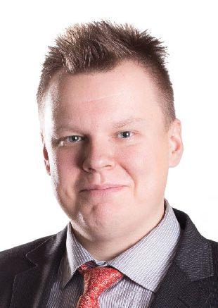 Juha-Matti Torkkel, ratkaisuasiantuntija, HAMK Smart