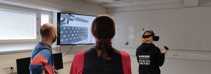 VR Hyötykäyttö koulutuksessa