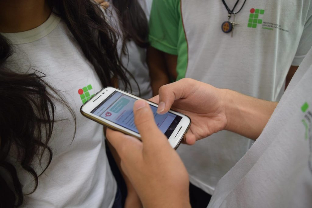 Photo 15. Mobile learning at