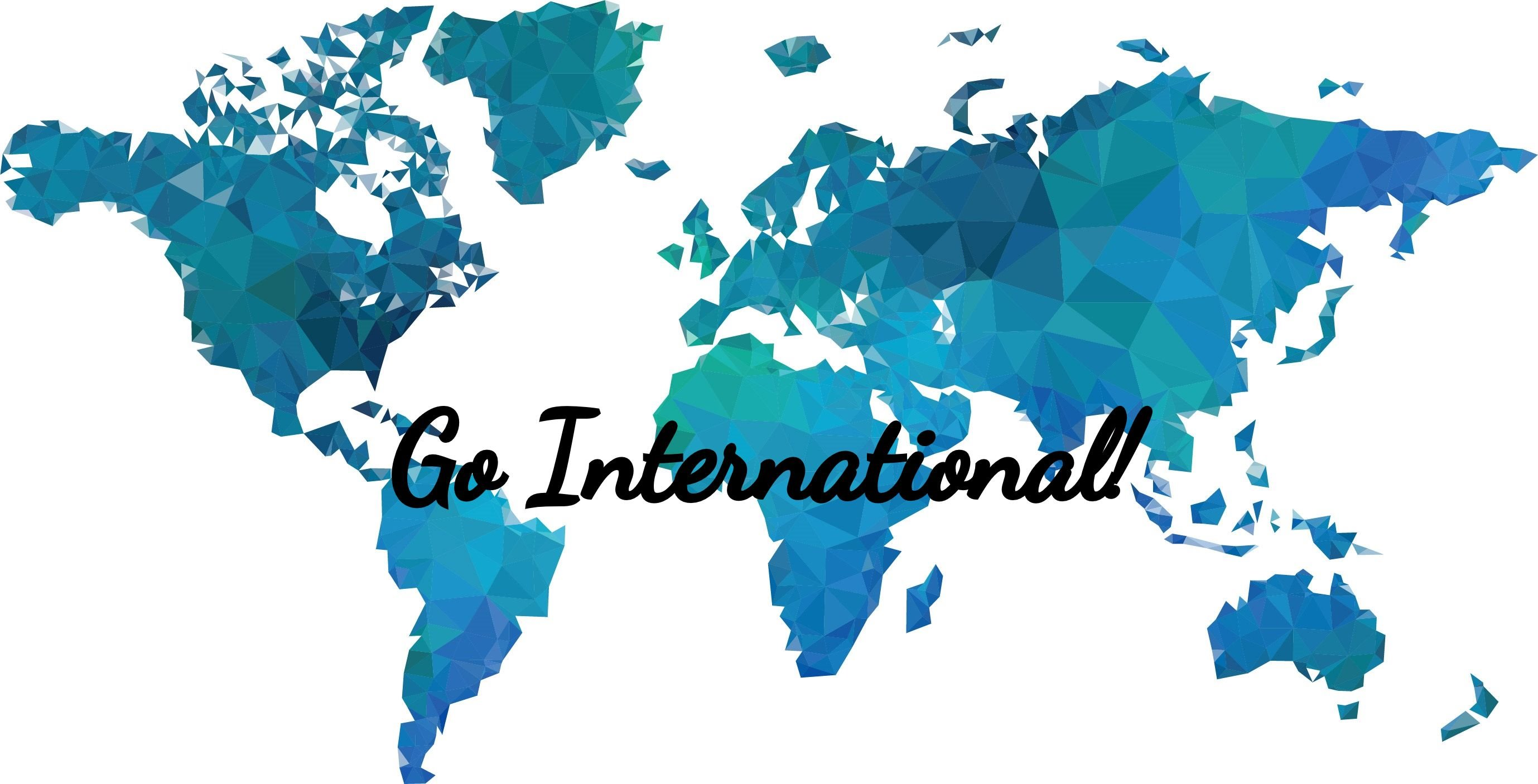 Go International!