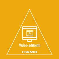 Video-editointi -ikoni