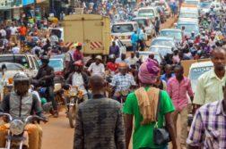 Vilkas katu Kampalassa