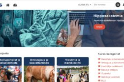 Kuva Hipposakatemian verkkosivuista