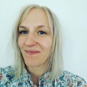 Johanna Venesmäki, 3. vuoden metsätalousinsinööriopiskelija, HAMK