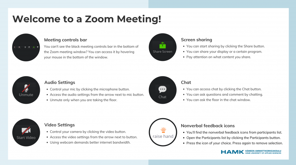 zoom visitor instructions