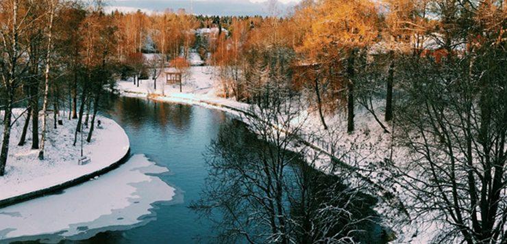 talvinen Loimijoki