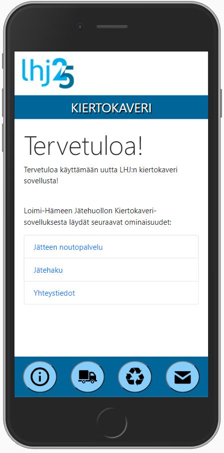 Noutopalvelusovellus. Petri Niemi ja Aleksi Heinilä