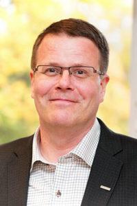 Janne Salminen, vararehtori, HAMK