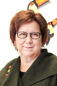 Marja Räikkönen, kansainvälisten asioiden päällikkö, KV-palvelut