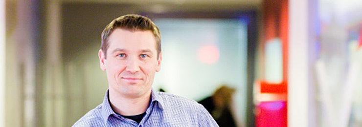 Mikko Siirilä teaches in IB