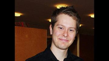 Matti Salakka opiskeli IB:ssä