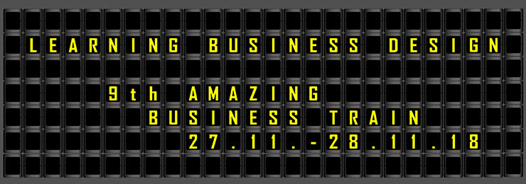 9th Amazing Business Train