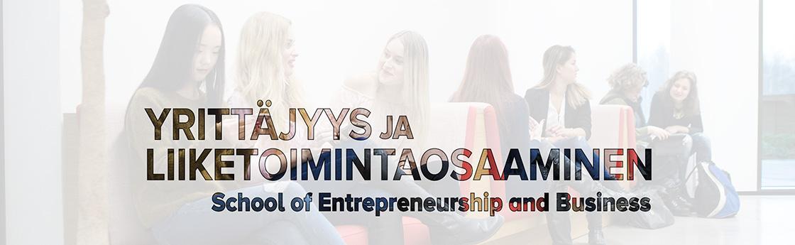 Yrittäjyys ja liiketoimintaosaaminen