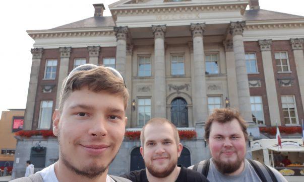 Hollanti valikoitui tietojenkäsittelyn opiskelijan Tommin vaihto-opiskelun kohdemaaksi