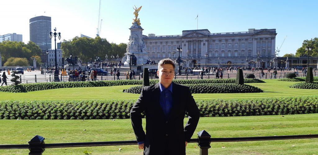 Tommi ehti matkustaa vaihto-opiskelun aikana moneen eri paikkaan