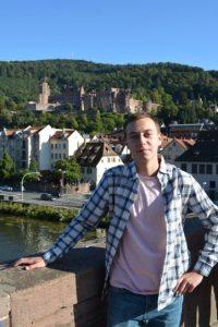 Максим – студент третьего курса университета прикладных наук Хямеэнлинны (HAMK)
