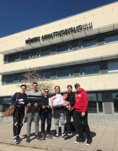International Business students at Valkeakoski