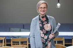 Tunneäly-valmentaja Helinä Mellanen