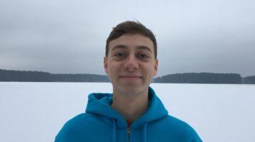Maksim Karpelson, Graduate of IB